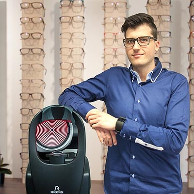 DNEye® – Technologie Optik Herrmann